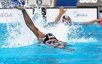 MAGNINI Filippo ITA 4x100 free realy<br /> Swimming Nuoto Kazan Arena<br /> Day10 02/08/2015 Morning Heats<br /> XVI FINA World Championships Aquatics Swimming<br /> Kazan Tatarstan RUS July 24 - Aug. 9 2015 <br /> Photo G.Scala/Deepbluemedia/Insidefoto