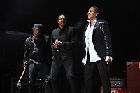 FORT LAUDERDALE FL - NOVEMBER 30: Tito Jackson, Jackie Jackson and Marlon Jackson of The Jacksons perform during the Riptide Music Festival at Fort Lauderdale Beach on November 30, 2018 in Fort Lauderdale, Florida. : <br /> CAP/MPI04<br /> &copy;MPI04/Capital Pictures
