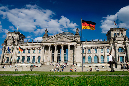 The Reichstag Berlin Germany
