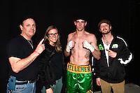 Scott Kelleher advances to 5-0, Friday, May 6, 2016, in Philadelphia. (Photo-Derik Hamilton Images)