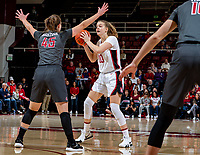 Stanford Basketball W v Washington State, January 3, 2020