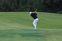 Richard Bland (ENG) on the 7th fairway during Round 2 of the Challenge Tour Grand Final 2019 at Club de Golf Alcanada, Port d'Alcúdia, Mallorca, Spain on Friday 8th November 2019.<br /> Picture:  Thos Caffrey / Golffile<br /> <br /> All photo usage must carry mandatory copyright credit (© Golffile | Thos Caffrey)