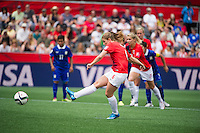 Norway vs Thailand, June 7, 2015