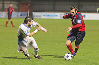 Eastbourne Borough FC (0) v Havant & Waterlooville FC (1) 26.12.12