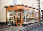 Aspens jewellery shop in Woodbridge, Suffolk, England