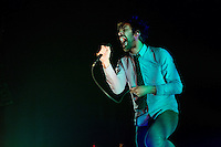 Passion Pit performing at the Electric Factory in Philadelphia, November 29, 2012.