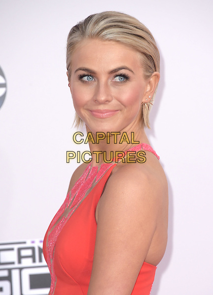 Julianne Hough at The 2014 American Music Award held at The Nokia Theatre L.A. Live in Los Angeles, California on November 23,2014                                                                                <br /> CAP/RKE/DVS<br /> &copy;DVS/RockinExposures/Capital Pictures