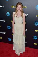 Justine Lupe beim Screening der AT&T Audience Network TV-Serie 'Mr. Mercedes' im Beverly Hilton Hotel. Beverly Hills, 25.07.2015