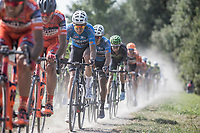 Wout Van Aert (BEL/veranda's Willems Crelan) in the bunch on the gravel<br /> <br /> 92th Schaal Sels 2017