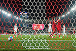 Shanghai SIPG FC (CHN) vs Western Sydney Wanderers (AUS) during the AFC Champions League 2017 Group F match at the Shanghai Stadium on 28 February 2017 in Shanghai, China. Photo by Marcio Rodrigo Machado / Power Sport Images
