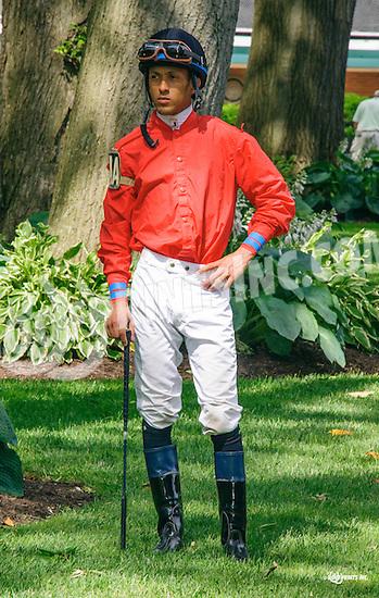 Victor Carrasco at Delaware Park on 6/13/16