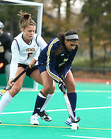 Big Ten Field Hockey Championships, November 5th, 2009 Field Hockey