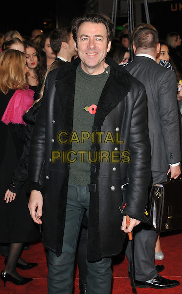 Jonathan Ross attends the , Odeon Leicester Square, Leicester Square, London, England, UK, on Thursday 05 November 2015. <br /> CAP/CAN<br /> &copy;CAN/Capital Pictures