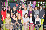 Fay Kidney Muckross Grove, Killarney seated forth from left who celebrated her 30th birthday with her family and friends in the Ross Hotel Killarney on Saturday night....