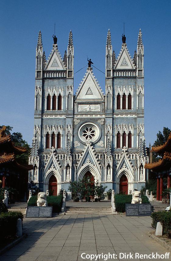 China, Peking, Nordkirche (BeiTang)