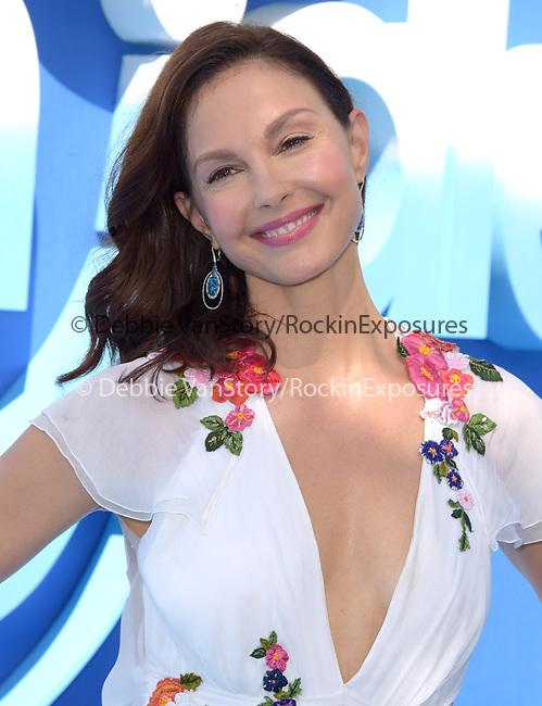 """Ashley Judd attends The Warner Bros Pictures L.A. Premiere of """"Dolphin Tale 2"""" held at The Regency Village Theatre in Westwood, California on September 07,2014                                                                               © 2014 Hollywood Press Agency"""