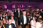 Colm Moules, President, AIMS, Association of Irish Musical Societies, leads guests into a packed INEC, KIllarney for their annual awards ceremony at the weekend.<br /> Photo: Don MacMonagle -macmonagle.com<br /> <br /> <br /> <br /> repro free photo from AIMS<br /> Further Information:<br /> Kate Furlong AIMS PRO kate.furlong84@gmail.com
