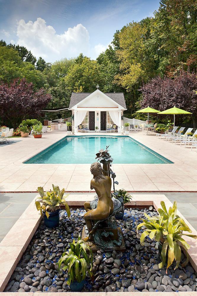 Poolside House