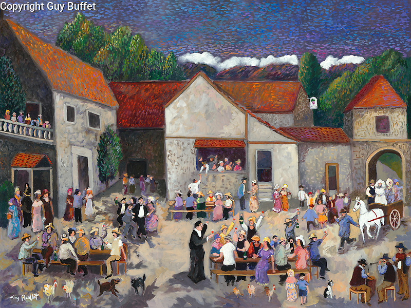"""Wedding at the Vintner's Inn""<br />