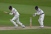 Daniel Lawrence in batting action for Essex during Yorkshire CCC vs Essex CCC, Specsavers County Championship Division 1 Cricket at Emerald Headingley Cricket Ground on 5th June 2019