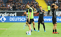 Wie motiviert ist Ante Rebic (Eintracht Frankfurt) heute Abend? - 29.08.2019: Eintracht Frankfurt vs. Racing Straßburg, UEFA Europa League, Qualifikation, Commerzbank Arena<br /> DISCLAIMER: DFL regulations prohibit any use of photographs as image sequences and/or quasi-video.