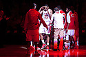 December 4, 2013: Walter Pitchford (35) of the Nebraska Cornhuskers being introduced before taking on Miami (Fl) Hurricanes at the Pinnacle Bank Areana, Lincoln, NE. Nebraska defeated Miami 60 to 49.