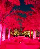 United Arab Emirates, Dubai, Shangri-La Hotel, a club on the rooftop of the Shangri-La Hotel