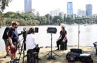 25.08.2017 Silver Ferns Maria Tutaia in Brisbane. Mandatory Photo Credit ©Michael Bradley.