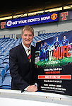 Richard Gough promotes the Legends match