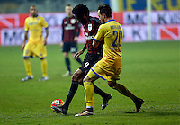 Luiz Adriano   during   Italian Serie A soccer match between Frosinone and AC Milan  at Matusa  Stadium in Frosinone ,December 20  , 2015