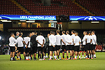 Massimiliano Allegri manager of Juventus speaks with his players during the training session ahead the UEFA Champions League Final between Real Madrid and Juventus at the National Stadium of Wales, Cardiff, Wales on 2 June 2017. Photo by Giuseppe Maffia.<br /> Giuseppe Maffia/UK Sports Pics Ltd/Alterphotos