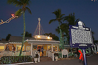 CDT- Tween Waters Inn Christmas Lights, Captiva Island FL 12 13