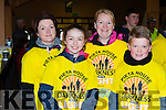 Linda, Ruth Doyle, Patricia and Luke Ryan Killarney at the Darkness into Light walk at Killarney Racecourse Saturday morning