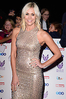 LONDON, UK. October 31, 2016: Jenni Falconer at the Pride of Britain Awards 2016 at the Grosvenor House Hotel, London.<br /> Picture: Steve Vas/Featureflash/SilverHub 0208 004 5359/ 07711 972644 Editors@silverhubmedia.com