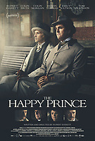 THE HAPPY PRINCE (2018)<br /> POSTER<br /> *Filmstill - Editorial Use Only*<br /> CAP/FB<br /> Image supplied by Capital Pictures