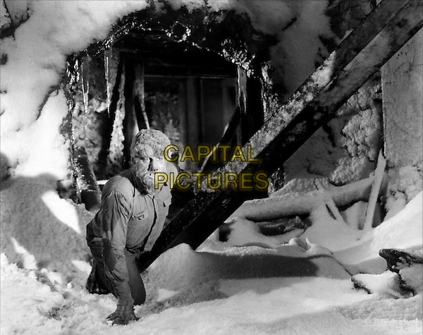 LON CHANEY JR..in Frankenstein Meets the Wolf Man.*Filmstill - Editorial Use Only*.CAP/PLF.Supplied by Capital Pictures.
