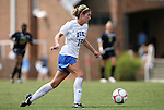 28 August 2009: Duke's Elisabeth Redmond. The Duke University Blue Devils lost 3-2 to the University of Central Florida Knights at Fetzer Field in Chapel Hill, North Carolina in an NCAA Division I Women's college soccer game.