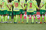 JEF United Ichihara Chiba Ladies team group, <br /> SEPTEMBER 17, 2017 - Football / Soccer : <br /> 2017 Plenus Nadeshiko League Division 1 match <br /> between JEF United Ichihara Chiba Ladies 0-1 NTV Beleza <br /> at Frontier Soccer Field in Chiba, Japan. <br /> (Photo by AFLO SPORT)