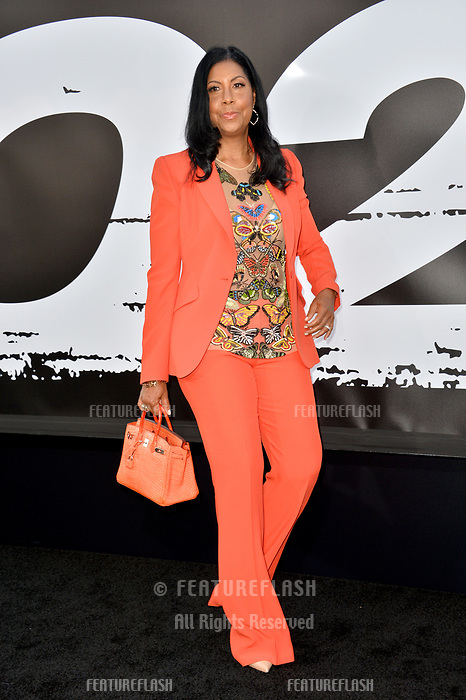 "Cookie Johnson at the premiere for ""The Equalizer 2"" at the TCL Chinese Theatre, Los Angeles, USA 17 July 2018<br /> Picture: Paul Smith/Featureflash/SilverHub 0208 004 5359 sales@silverhubmedia.com"