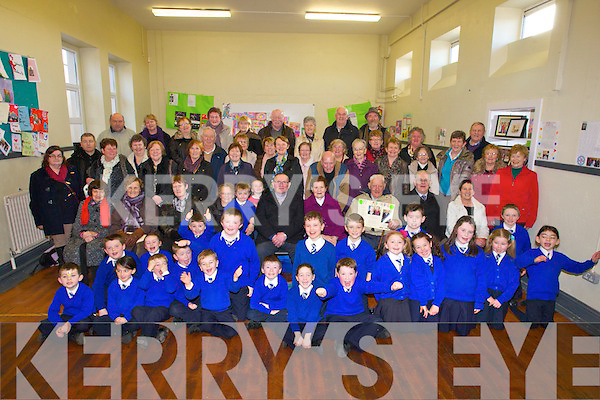 OPEN-DAY: St Teresa NS Kilflynn held an open day for the grandparents of the children attending the school on Friday.