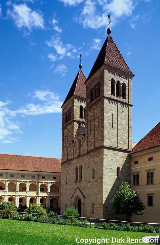 Österreich, Steiermark, Stift Seckau, Abteikirche