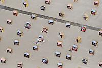 StandkorbTravemuende: EUROPA, DEUTSCHLAND, SCHLESWIG- HOLSTEIN, TRAVEMUENDE (GERMANY), 15.05.2008: Travemuender Strand, Deutschland, Schleswig, Holstein, Travemuende, Reise, Urlaub, Tourismus, Freizeit, Strandkorb, Strandkoerbe, Ferien, Ostsee, Sand, gleichmaessig, aufgeraeumt, Deutsche, Ordnung, ordentlich, Entspannung, Luftbild, Luftaufnahme, Sonnenbad, sonnen, entspannen, relaxen, Strandkorbverleih, Tourismusbranche, Urlauber, Wasser, aufgereiht, baden, Tourist, Touristen, Abgrenzung # aerial photo, aerial photograph, arrangement, baltic sea, bathing, beach basket rental business, beach chair, beaded, break, catharsis, delimitation, demarcation, detente, eau, exeat, fair, fairly, free time, german, germany, holiday, holidaymaker, holidays, journey, leave, neat, order, orderliness, orderly, relaxation, roofed wicker beach chair, sand, seemily, seemy, sightseer, sightseers, spare time, sunbath, suns, swimming, tidied up, tidily, tidy, to slacken, to unbend, to uncock, tourism, tourism industry, tourist, tourists, travel, trek, trip, uncluttered, vacation, vacationer, vacationers, vacationist, vacationists, voyage, water .c o p y r i g h t : A U F W I N D - L U F T B I L D E R . de.G e r t r u d - B a e u m e r - S t i e g 1 0 2, 2 1 0 3 5 H a m b u r g , G e r m a n y P h o n e + 4 9 (0) 1 7 1 - 6 8 6 6 0 6 9 E m a i l H w e i 1 @ a o l . c o m w w w . a u f w i n d - l u f t b i l d e r . d e.K o n t o : P o s t b a n k H a m b u r g .B l z : 2 0 0 1 0 0 2 0  K o n t o : 5 8 3 6 5 7 2 0 9.C o p y r i g h t n u r f u e r j o u r n a l i s t i s c h Z w e c k e, keine P e r s o e n l i c h ke i t s r e c h t e v o r h a n d e n, V e r o e f f e n t l i c h u n g n u r m i t H o n o r a r n a c h M F M, N a m e n s n e n n u n g u n d B e l e g e x e m p l a r !.