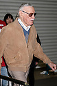 Comic book writer Stan Lee leaves the Tokyo Comic Con after spending all the day signing autographs for fans at Makuhari Messe International Exhibition Hall on December 3, 2016, Tokyo, Japan. Tokyo's Comic Con is part of the San Diego Comic-Con International event and is being held for the first time in Japan from December 2 to 4, 2016. (Photo by Rodrigo Reyes Marin/AFLO)