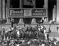 Foreign Legion, 4th Liberty Loan Drive, New Orleans, La.  October 2, 1918.  Charles L. Franck.  (War Dept.)<br /> NARA FILE #:  165-WW-233A-4<br /> WAR & CONFLICT BOOK #:  567