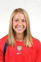 Hayley Hunt, U.S. Under 21 Women's National Team Training Camp, Home Depot Center, Carson, CA. May 24, 2005