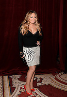 NEW YORK, NY - JUNE 9: Singer Mariah Carey pictured at The Launch of Her Go N'Syde Bottle 'Butterfly' in New York City ,June 9, 2014 © HP/Starlitepics.