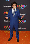 LOS ANGELES, CA - NOVEMBER 08: Actor Anthony Gonzalez arrives at the premiere of Disney Pixar's 'Coco' at El Capitan Theatre on November 8, 2017 in Los Angeles, California.