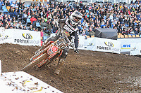 2018 SX Open - Auckland / SX 1<br /> FIM Oceania Supercross Championships<br /> Mt Smart Stadium / Auckland NZ<br /> Saturday Nov 24th 2018<br /> © Sport the library/ Jeff Crow / AME
