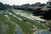 Palastgraben in Hue, Vietnam
