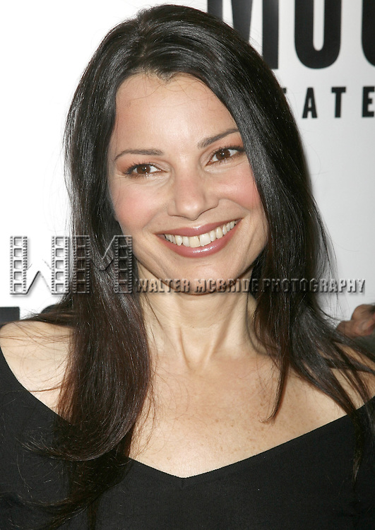 A Meet and Greet with the cast of the new Neil LaBute.Play SOME GIRL(S) presented by the MCC Theater starring:  Maura Tierney,Fran Drescher, Judy Reyes, Eric McCormack and Brooke Smith..New York City..(pictured: Fran Drescher).April 27, 2006.© Walter McBride/WM Photography